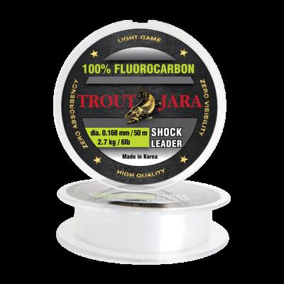Trout Jara Shock Leader Fluorocarbon